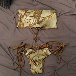 Custom bikini